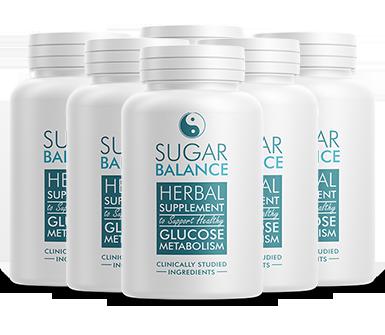 Sugar Balance - Herbal Diabetes Supplement Reviews