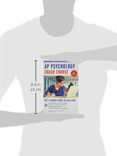 AP® Psychology Crash Course, 2nd Ed., Book + Online (Advanced Placement (AP) Crash Course)