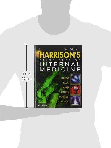 Harrison's Principles of Internal Medicine, Vol. 1