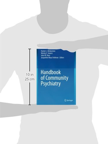 Handbook of Community Psychiatry