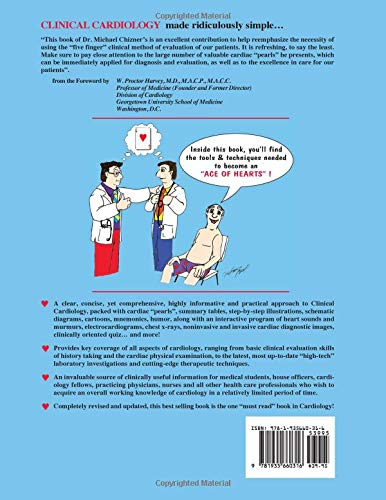 Clinical Cardiology Made Ridiculously Simple (Rapid Learning and Retention Through the Medmaster)