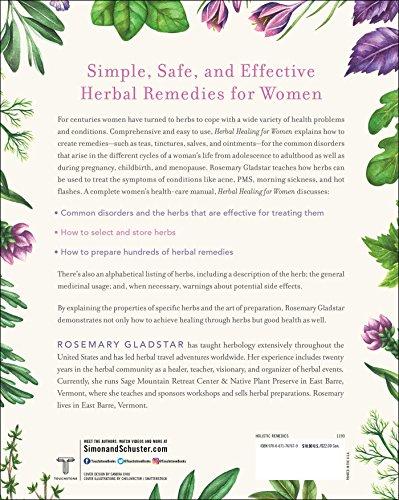 Herbal Healing for Women