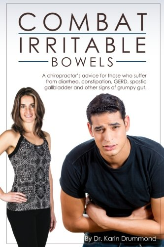Combat Irritable Bowels (Combat Dis-Ease) (Volume 4)