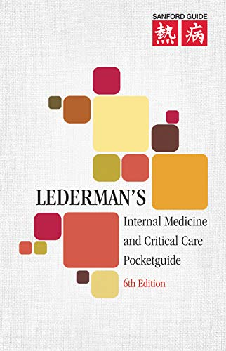 Lederman's Internal Medicine and Critical Care Pocketguide