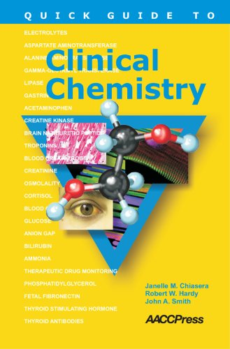 Quick Guide to Clinical Chemistry