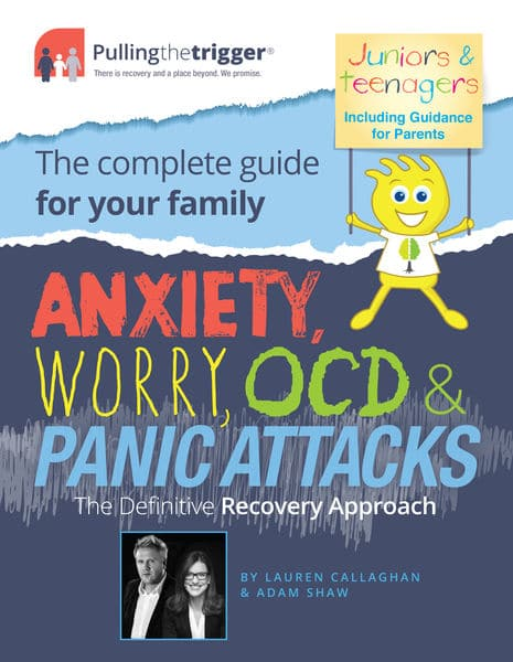 Anxiety, Worry, OCD and Panic Attacks - The Defini...