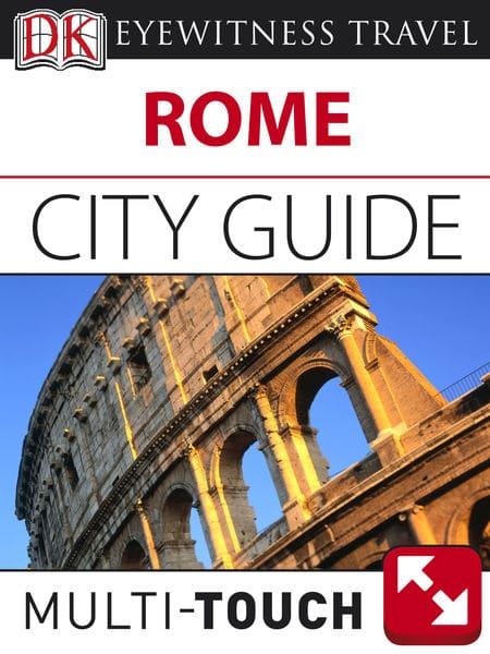 DK Rome City Guide