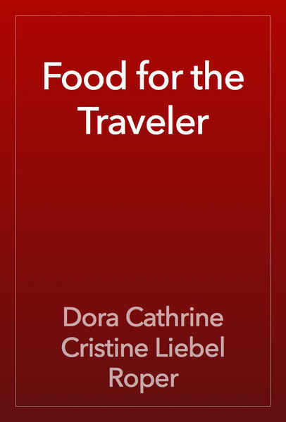 Food for the Traveler