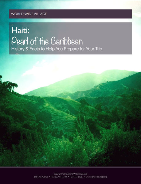Haiti: Pearl of the Caribbean