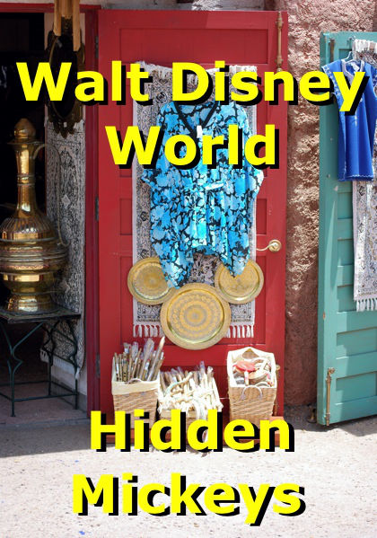 Walt Disney World Hidden Mickeys