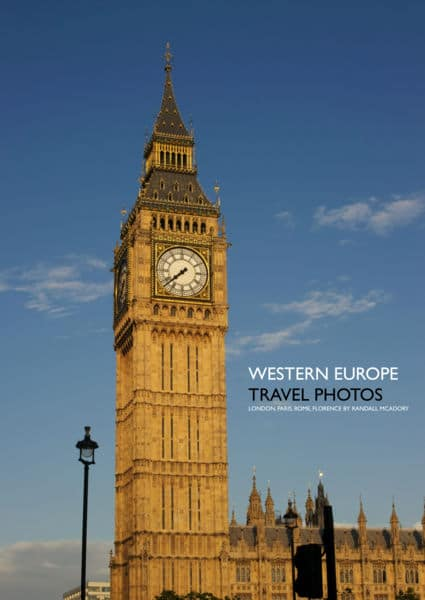 Western Europe Travel Photos