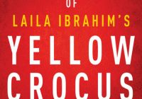 Yellow Crocus by Laila Ibrahim - A 15-minute Insta...