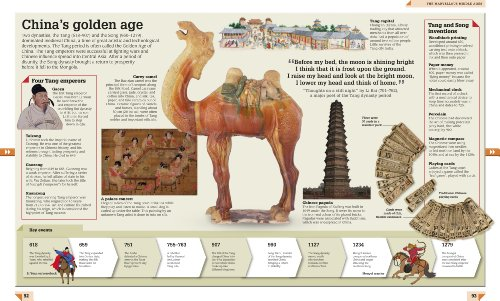 History Year by Year: The History of the World, from the Stone Age to the Digita...