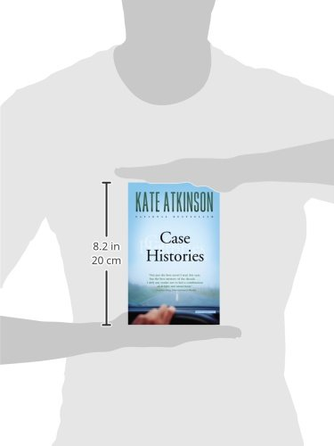 Case Histories: A Novel (Jackson Brodie)