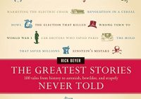 The Greatest Stories Never Told: 100 Tales from History to Astonish, Bewilder, a...