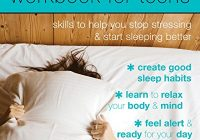The Insomnia Workbook for Teens: Skills to Help You Stop Stressing and Start Sle...